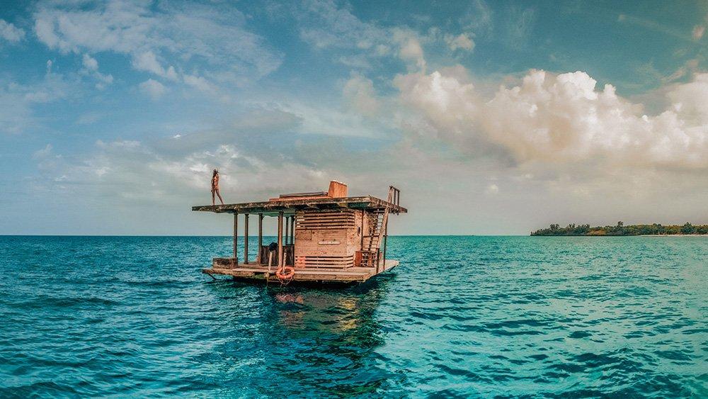 Manta Resort i Pemba Tanzania