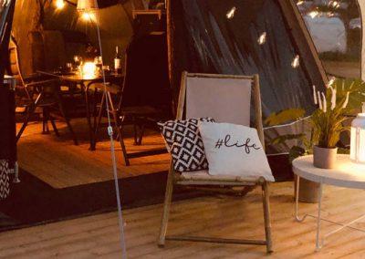 Leksand Strand Camping - Glamping
