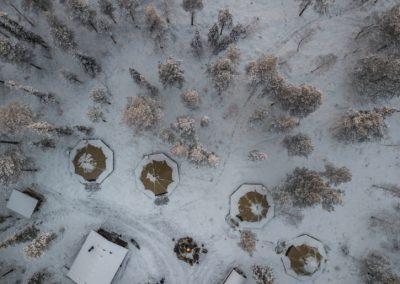Sápmi Nature Camp, Gällivare