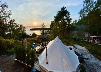 Sjöbergs Retreat, Möja