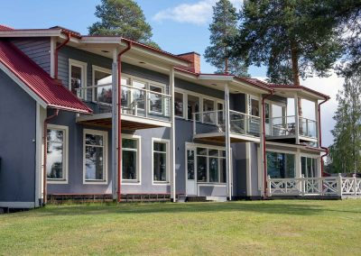 Sveriges 16 bästa campingplatser 2021 - Ansia Resort - Hotellet