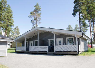 Sveriges 16 bästa campingplatser 2021 - Ansia resort - Stuga