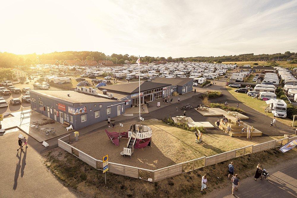 Sveriges 16 bästa campingplatser 2021 - Apelviken - Handlarn - Foto Bo Andersson
