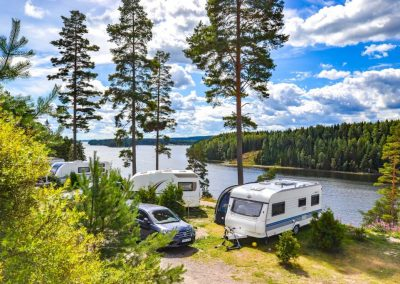 Sveriges 16 bästa campingplatser 2021 - Årjäng camping & stugor sommarvik