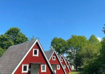 Sveriges 16 bästa campingplatser 2021 - Mötesplats Borstahusen
