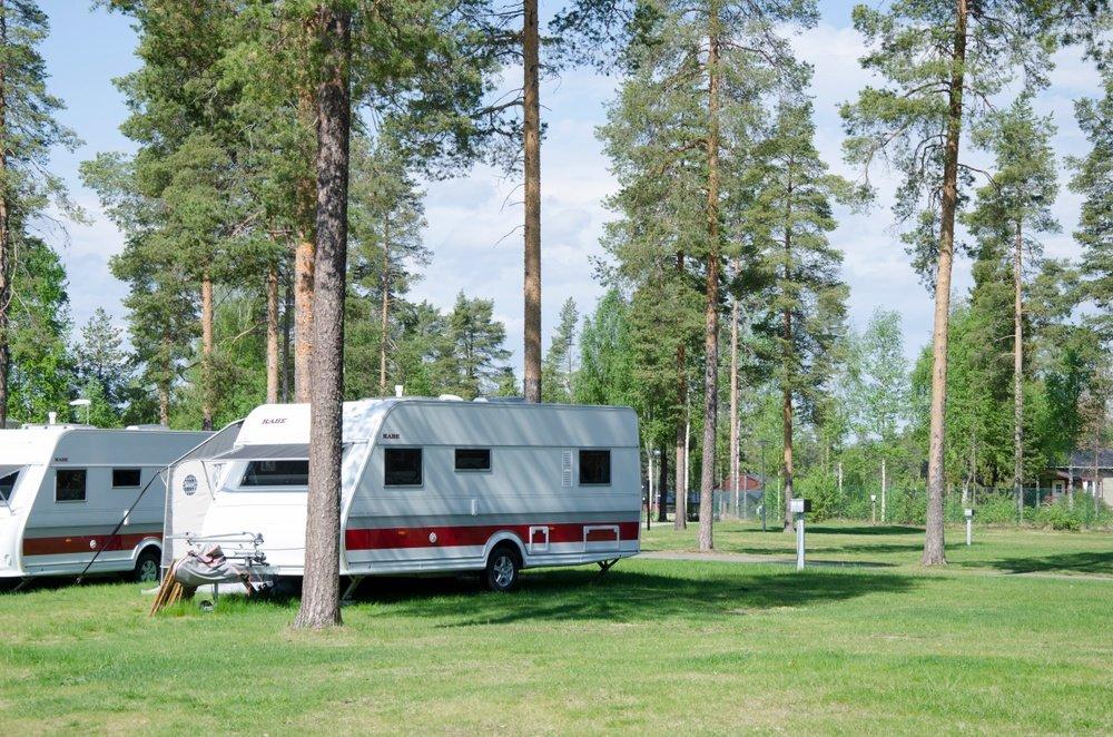 Sveriges 16 bästa campingplatser 2021 - Ansia Resort