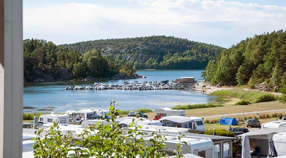 Sveriges 16 bästa campingplatser 2021 - Daftö Resort