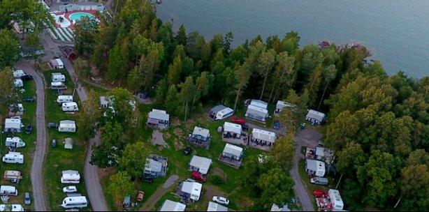Sveriges 16 bästa campingplatser 2021 - Ursand resort & camping
